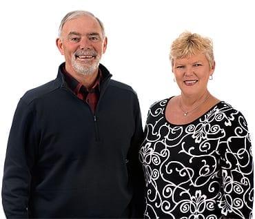 Rick Wearing & Sandra Parrott