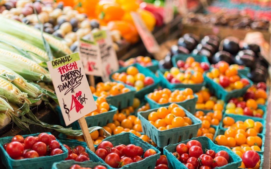 Muskoka Farmers Markets Bring Food & Art Together
