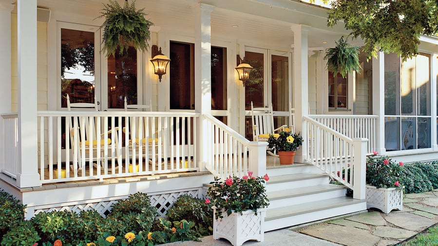 A Porch to Remember in Muskoka Can Help Sell Your Property!