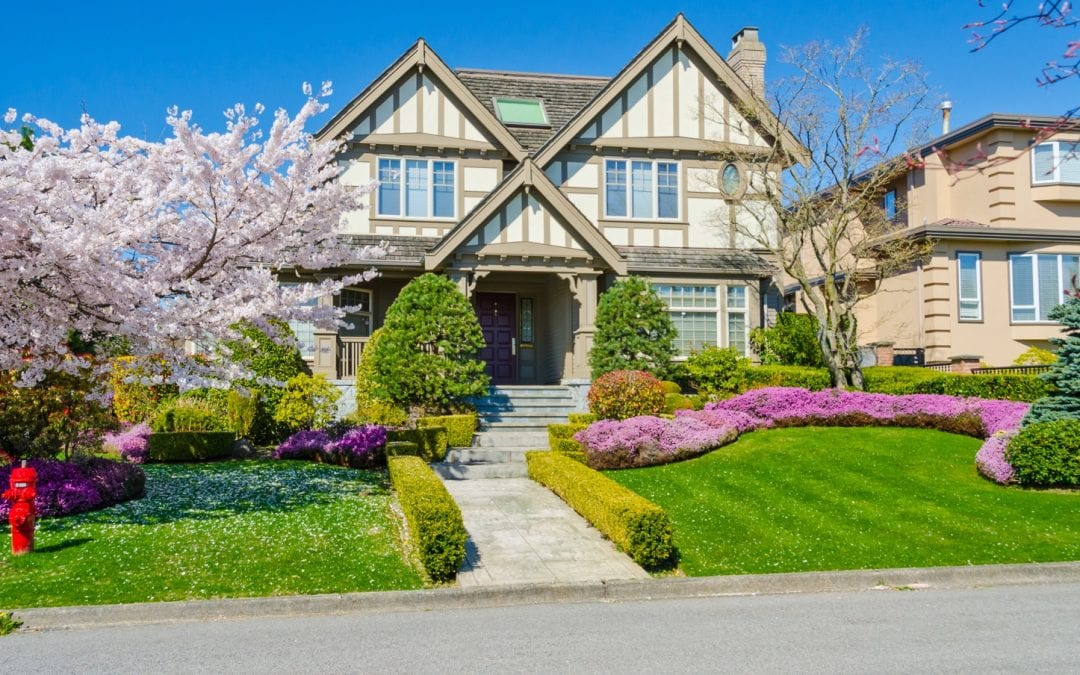 It Will Soon Be Time To Freshen Up Your Muskoka Property Curb Appeal