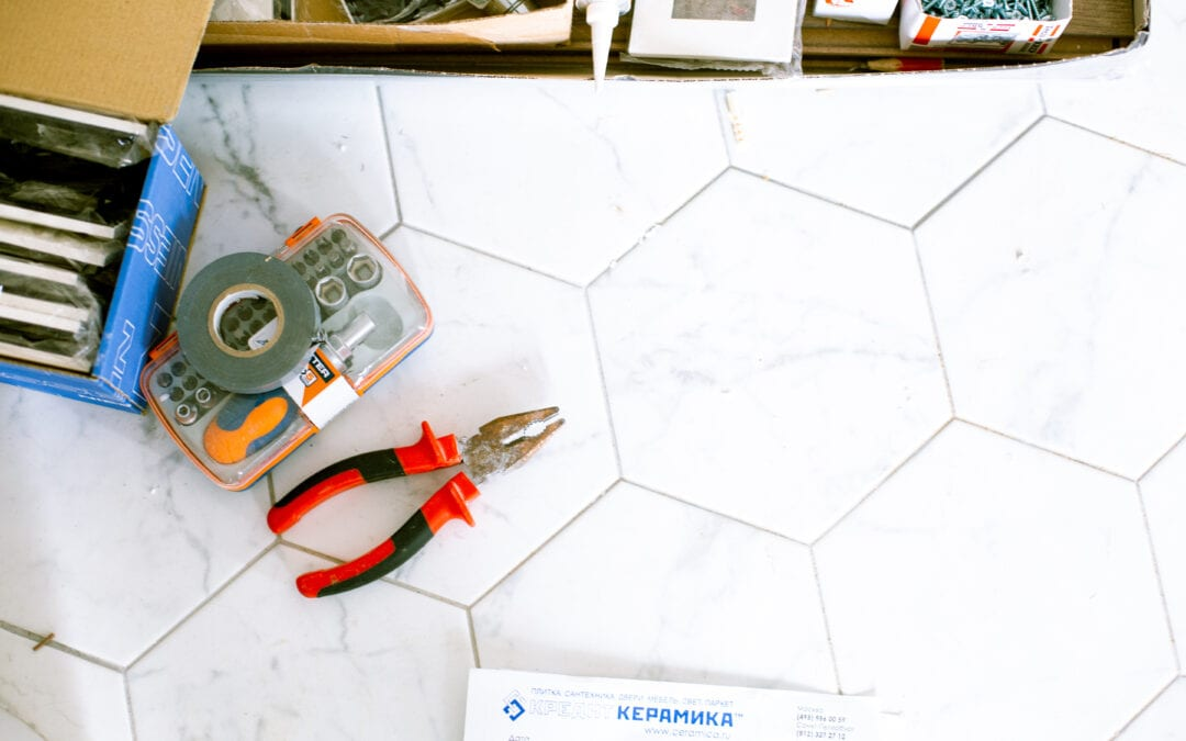 How to Fix Common Floor Cracks and Stains